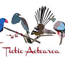 Tiotio Aotearoa by Ira Mitchell-Kirk