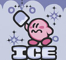 Kirby Ice by likelikes