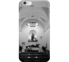 Chapel of Our Lady of Socorro iPhone Case/Skin