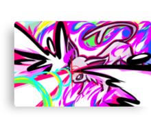 Espeon | Psybeam Canvas Print