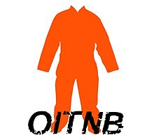 Orange Jumpsuit by hauntedhouse