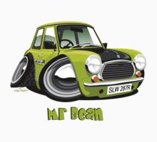 Mr Bean Mini by car2oonz