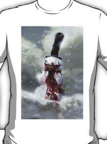 Evil-Xmas: Frosty T-Shirt