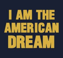 The Wire – I am the American Dream by tvmovietvshirt