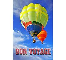 Bon Voyage Photographic Print