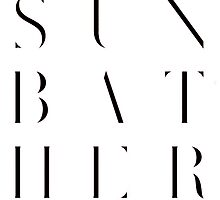 Sunbather - Deafheaven (inverted) by ALLCAPS