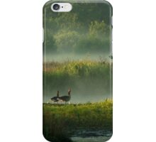 In Misty Morningland iPhone Case/Skin
