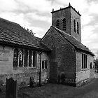 St Werburgh's Church, Warburton, Cheshire UK by NaturesTouch