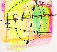 Sub Time Machine  by Jenny Davis