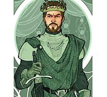 King Renly Baratheon - Game of thrones by SandSnow