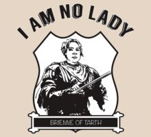 I AM NO LADY-BRIENNE OF TARTH by IvaIvanovaART