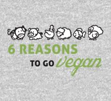 6 reasons to go vegan Kids Clothes
