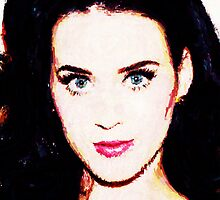 Katy Perry by strangebird2014