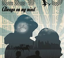 """Always on my mind"" Elvis Presley by Lyndsey Fletcher"