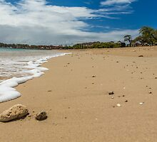 Little stones on the beach by LacoHubaty