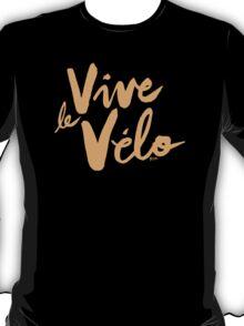 Vive le Velo v2 T-Shirt