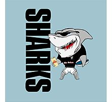 Natal Sharks - Rugby Photographic Print