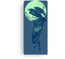The Three Eyed Raven Canvas Print
