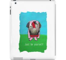 Cartoon Dog iPad Case/Skin
