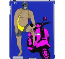 Zed Blue - MOD 1 iPad Case/Skin