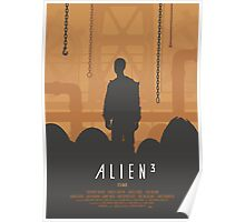 Ridley Scott's Alien³ Print Sigourney Weaver as Ripley Poster