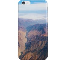 Andes Mountains iPhone Case/Skin