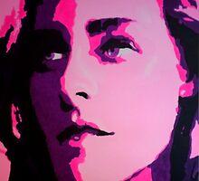 Kristen Stewart  by Roabs