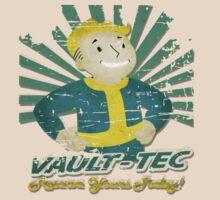Vault - Tec - Vaultboy by yebouk