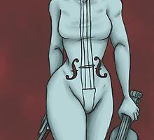 The White Violin by starlightmutiny