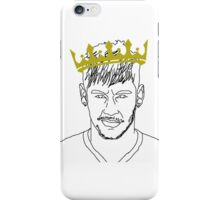 The Prince of Brazil iPhone Case/Skin