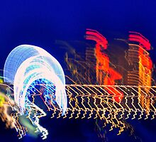 Ferris Wheel at National Harbor by Matsumoto