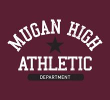Mugen High Athletic Dept by machmigo