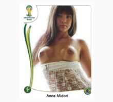 FIFA WORLD FUCK BRAZIL - Anne Midori by Henrique Gonçalves