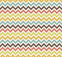 Fiesta Chevron by pencreations