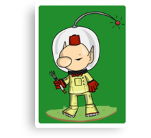 Doctor Olimar Canvas Print
