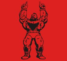 Zangief The Red Cyclone by LooseLou