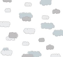 Cloud baby white by LINA Design