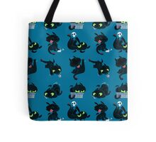 I'm a dragon person Tote Bag