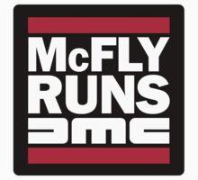 McFly Runs DMC by Florgoth
