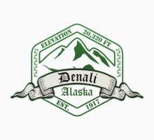 Denali National Park, Alaska by CarbonClothing