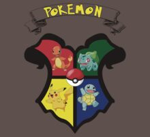 Pokemon Crest by Chocobowarrior