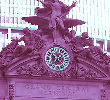 Grand Central by loralcandy