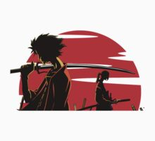 Mugen And Jin by ipoeng