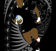 Julian Savea  by mserafini