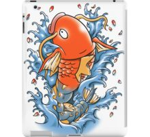 Magic Karp Koi iPad Case/Skin