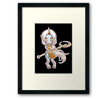 Soraka Framed Print