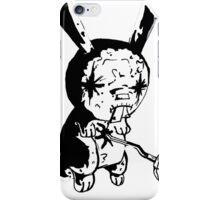 nail bunny iPhone Case/Skin
