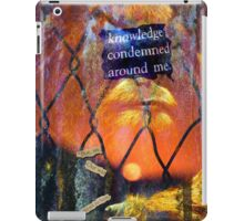 Ignorance is Bliss iPad Case/Skin