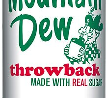 Mountain Dew Throwback  by keepitcool