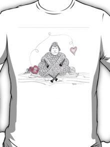 Tangled Yoga Ewe T-Shirt